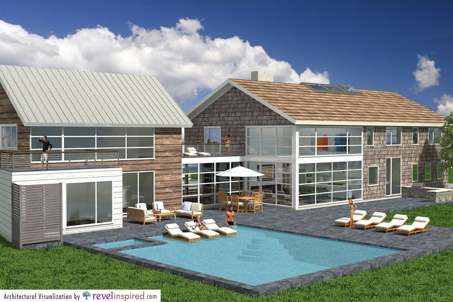 View the album Bridgehampton Barn-Style Contemporary