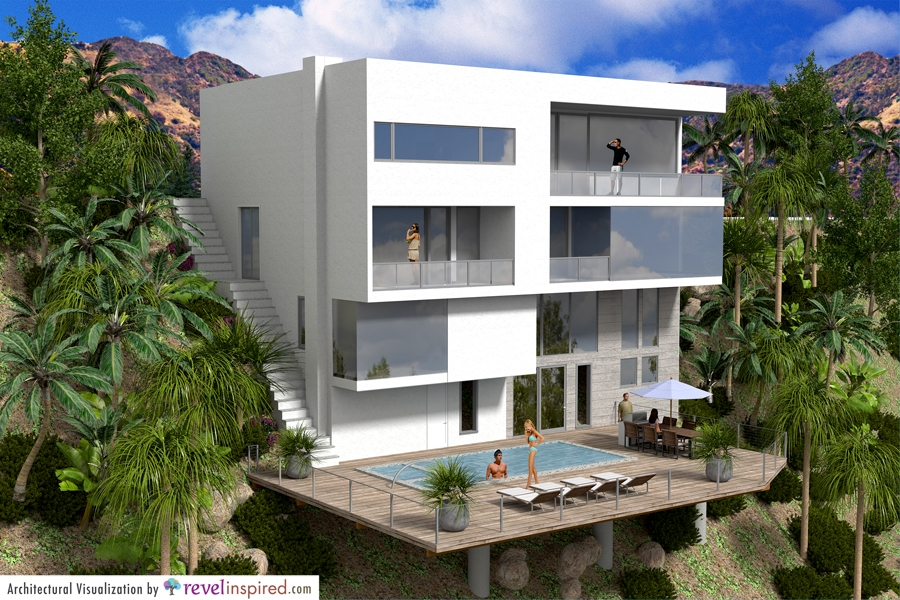 View the album Stunning Hollywood Hills