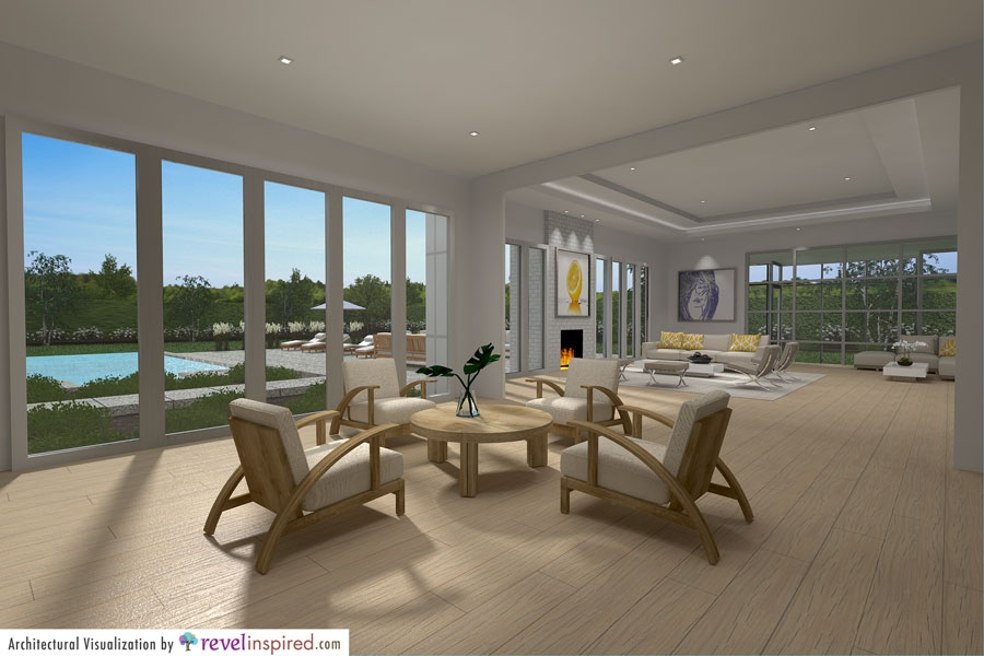View the album Bridgehampton South Modern